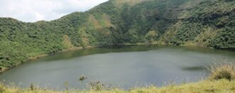 1 Day Mount Bisoke Crater Hike