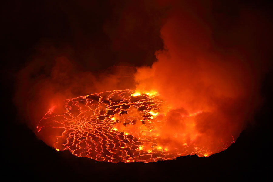 3 Days Mount Nyiragongo Hike Safari